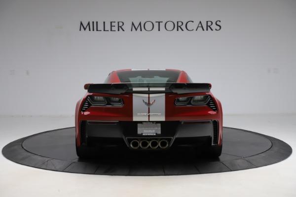 Used 2015 Chevrolet Corvette Z06 for sale $85,900 at Bugatti of Greenwich in Greenwich CT 06830 6