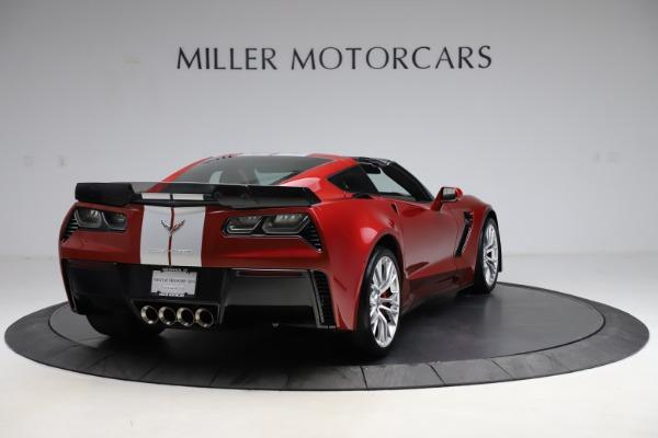 Used 2015 Chevrolet Corvette Z06 for sale $85,900 at Bugatti of Greenwich in Greenwich CT 06830 7
