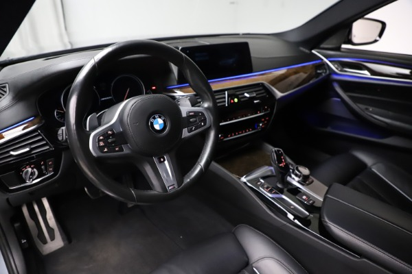 Used 2018 BMW 5 Series M550i xDrive for sale $49,900 at Bugatti of Greenwich in Greenwich CT 06830 13