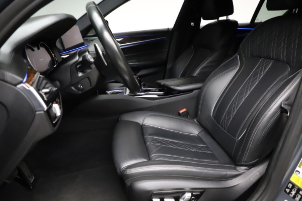 Used 2018 BMW 5 Series M550i xDrive for sale $49,900 at Bugatti of Greenwich in Greenwich CT 06830 14