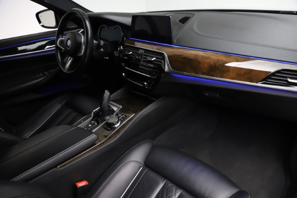 Used 2018 BMW 5 Series M550i xDrive for sale $49,900 at Bugatti of Greenwich in Greenwich CT 06830 20