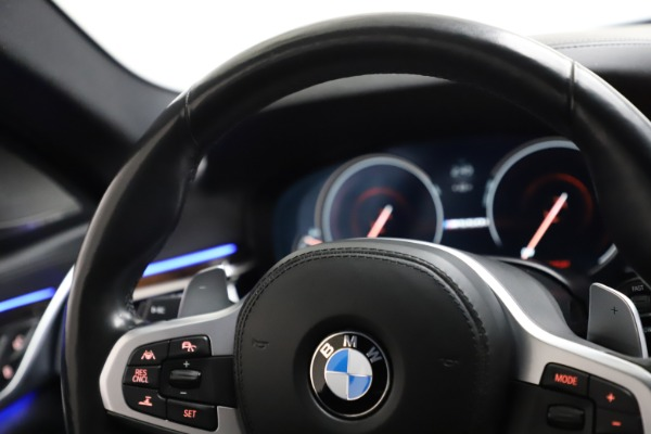 Used 2018 BMW 5 Series M550i xDrive for sale $49,900 at Bugatti of Greenwich in Greenwich CT 06830 23