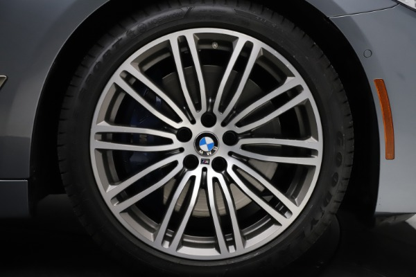 Used 2018 BMW 5 Series M550i xDrive for sale $49,900 at Bugatti of Greenwich in Greenwich CT 06830 26