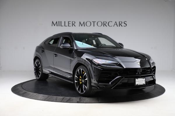Used 2019 Lamborghini Urus for sale $249,900 at Bugatti of Greenwich in Greenwich CT 06830 11