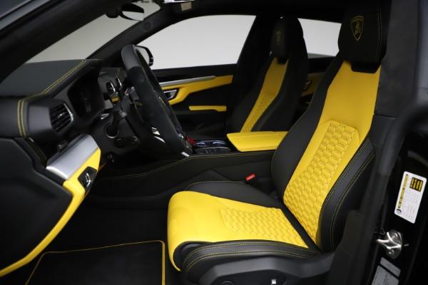 Used 2019 Lamborghini Urus for sale $249,900 at Bugatti of Greenwich in Greenwich CT 06830 14