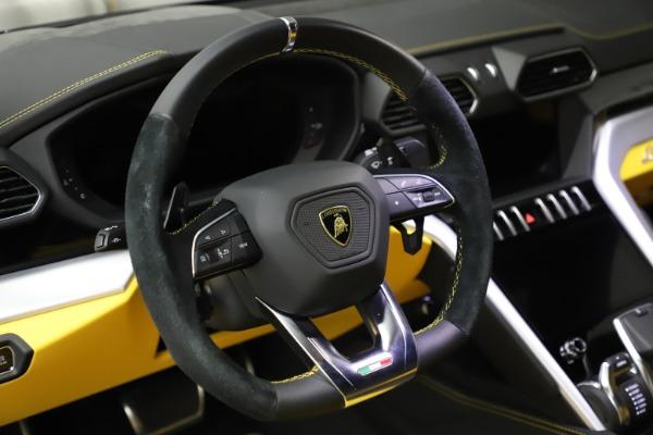 Used 2019 Lamborghini Urus for sale $249,900 at Bugatti of Greenwich in Greenwich CT 06830 16