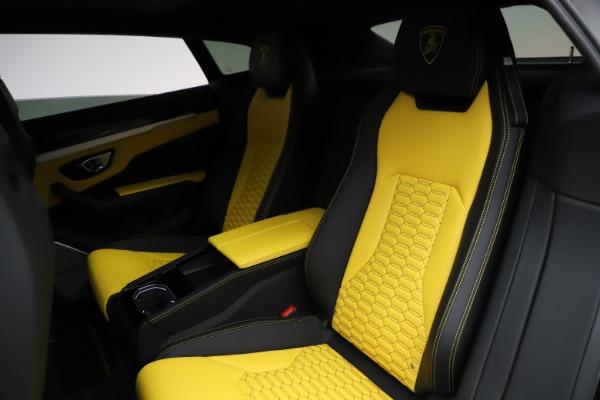 Used 2019 Lamborghini Urus for sale $249,900 at Bugatti of Greenwich in Greenwich CT 06830 22