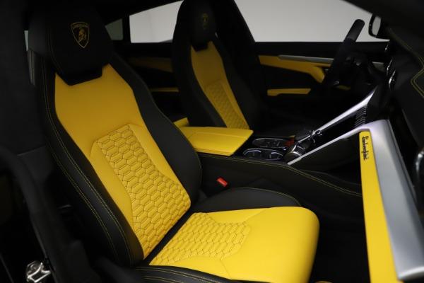 Used 2019 Lamborghini Urus for sale $249,900 at Bugatti of Greenwich in Greenwich CT 06830 26
