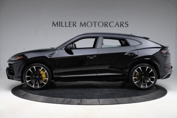 Used 2019 Lamborghini Urus for sale $249,900 at Bugatti of Greenwich in Greenwich CT 06830 3