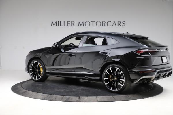 Used 2019 Lamborghini Urus for sale $249,900 at Bugatti of Greenwich in Greenwich CT 06830 4