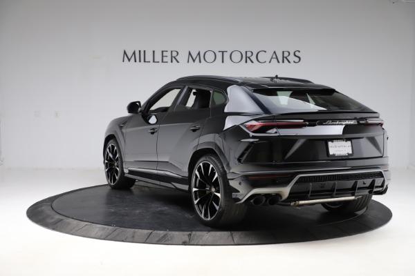 Used 2019 Lamborghini Urus for sale $249,900 at Bugatti of Greenwich in Greenwich CT 06830 5