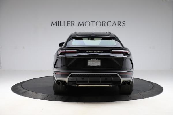 Used 2019 Lamborghini Urus for sale $249,900 at Bugatti of Greenwich in Greenwich CT 06830 6