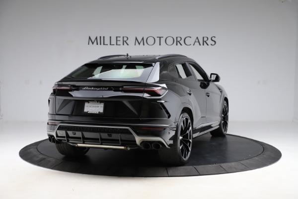 Used 2019 Lamborghini Urus for sale $249,900 at Bugatti of Greenwich in Greenwich CT 06830 7