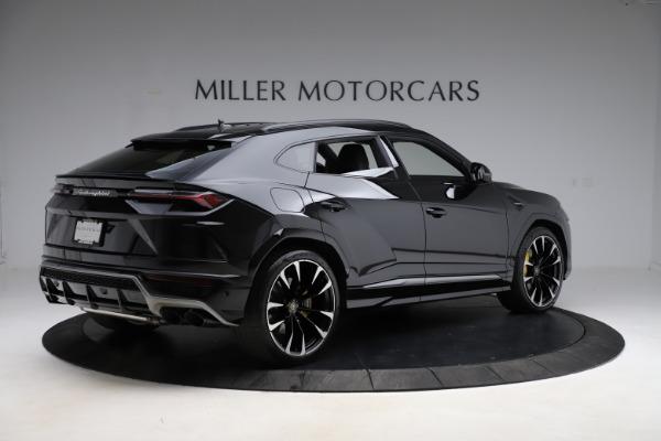 Used 2019 Lamborghini Urus for sale $249,900 at Bugatti of Greenwich in Greenwich CT 06830 8