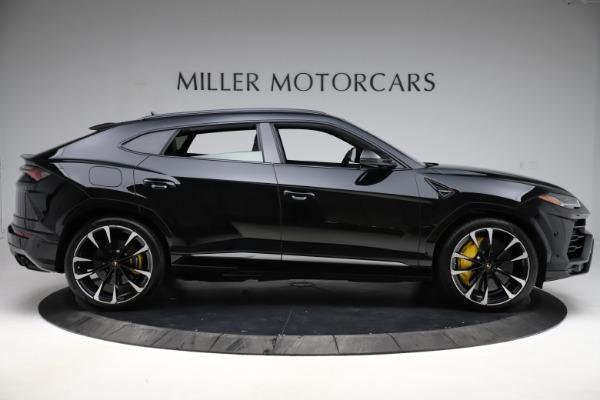 Used 2019 Lamborghini Urus for sale $249,900 at Bugatti of Greenwich in Greenwich CT 06830 9