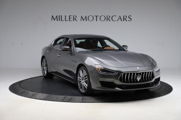 Used 2018 Maserati Ghibli SQ4 GranLusso for sale $51,900 at Bugatti of Greenwich in Greenwich CT 06830 11