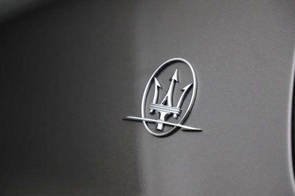 Used 2018 Maserati Ghibli SQ4 GranLusso for sale $51,900 at Bugatti of Greenwich in Greenwich CT 06830 26