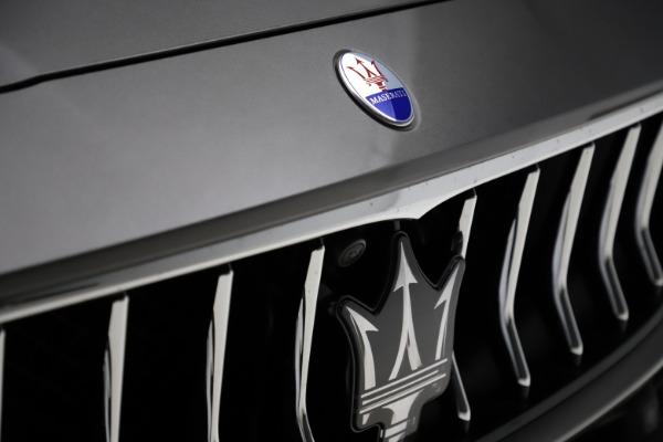 Used 2018 Maserati Ghibli SQ4 GranLusso for sale $51,900 at Bugatti of Greenwich in Greenwich CT 06830 28