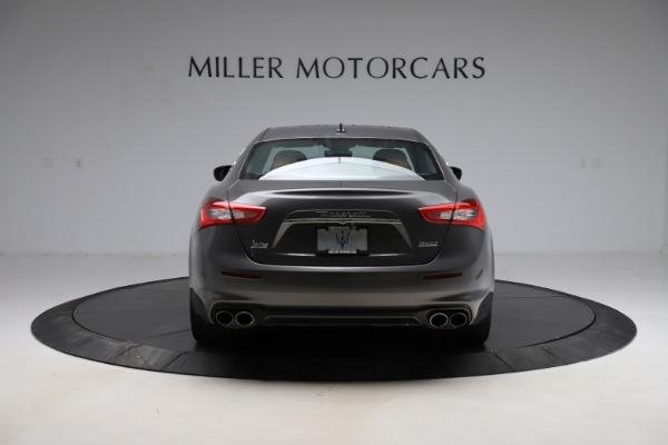 Used 2018 Maserati Ghibli SQ4 GranLusso for sale $51,900 at Bugatti of Greenwich in Greenwich CT 06830 6