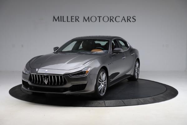 Used 2018 Maserati Ghibli SQ4 GranLusso for sale $51,900 at Bugatti of Greenwich in Greenwich CT 06830 1