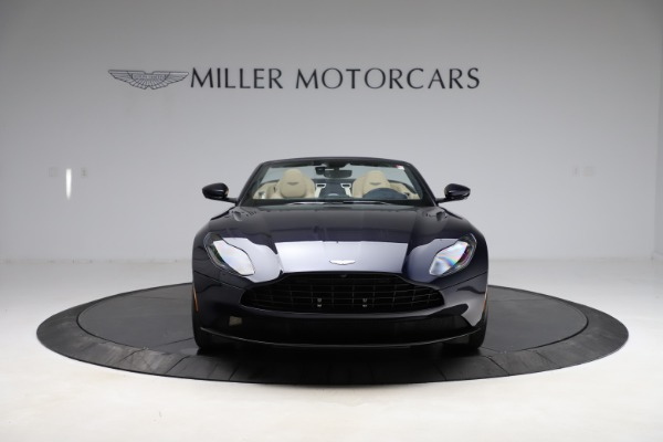 New 2021 Aston Martin DB11 Volante for sale Sold at Bugatti of Greenwich in Greenwich CT 06830 11