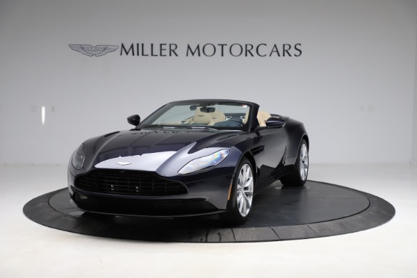 New 2021 Aston Martin DB11 Volante Convertible for sale $274,916 at Bugatti of Greenwich in Greenwich CT 06830 12