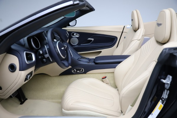 New 2021 Aston Martin DB11 Volante Convertible for sale $274,916 at Bugatti of Greenwich in Greenwich CT 06830 14