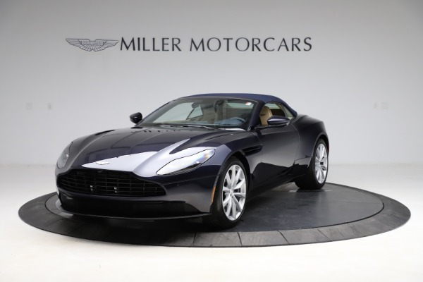 New 2021 Aston Martin DB11 Volante for sale Sold at Bugatti of Greenwich in Greenwich CT 06830 22