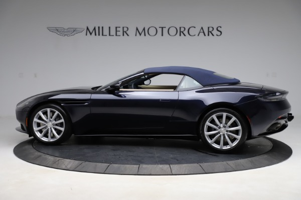 New 2021 Aston Martin DB11 Volante Convertible for sale $274,916 at Bugatti of Greenwich in Greenwich CT 06830 23