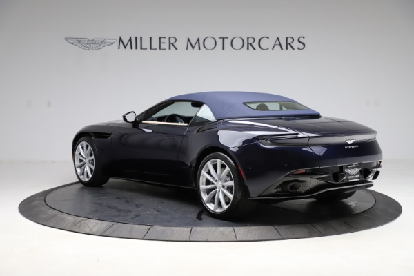 New 2021 Aston Martin DB11 Volante Convertible for sale $274,916 at Bugatti of Greenwich in Greenwich CT 06830 24