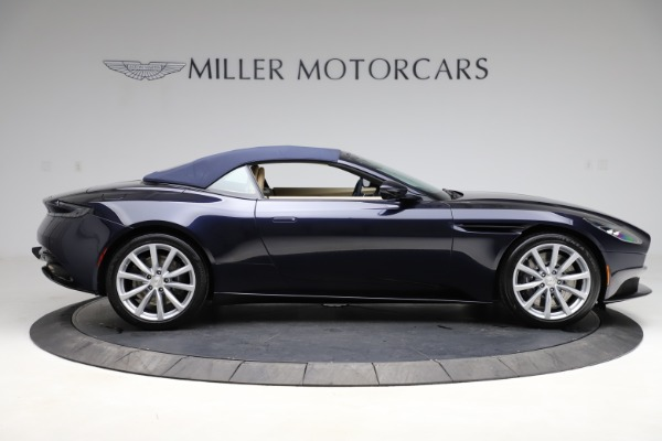 New 2021 Aston Martin DB11 Volante Convertible for sale $274,916 at Bugatti of Greenwich in Greenwich CT 06830 26