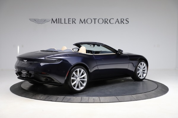 New 2021 Aston Martin DB11 Volante Convertible for sale $274,916 at Bugatti of Greenwich in Greenwich CT 06830 7