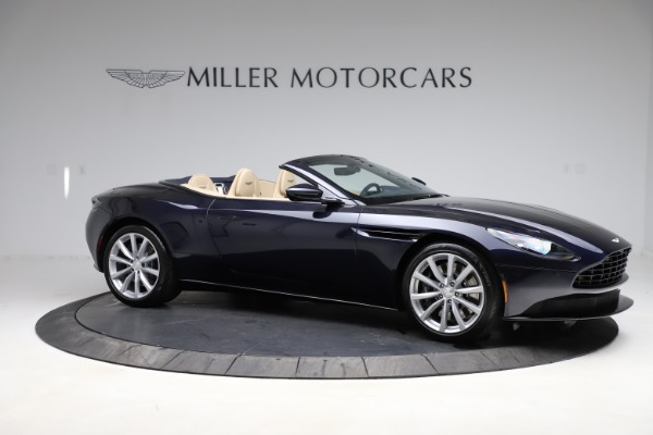 New 2021 Aston Martin DB11 Volante Convertible for sale $274,916 at Bugatti of Greenwich in Greenwich CT 06830 9