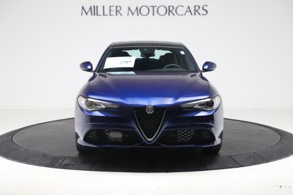 New 2021 Alfa Romeo Giulia Ti Sport Q4 for sale $52,100 at Bugatti of Greenwich in Greenwich CT 06830 12