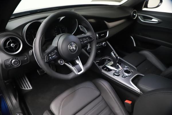 New 2021 Alfa Romeo Giulia Ti Sport Q4 for sale $52,100 at Bugatti of Greenwich in Greenwich CT 06830 13
