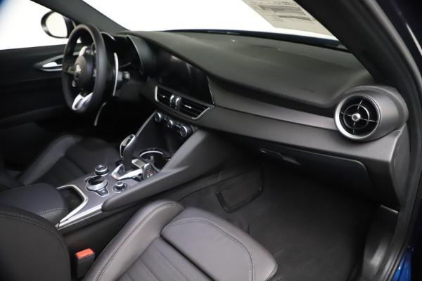 New 2021 Alfa Romeo Giulia Ti Sport Q4 for sale $52,100 at Bugatti of Greenwich in Greenwich CT 06830 22