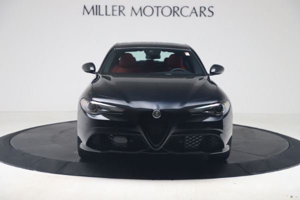 New 2021 Alfa Romeo Giulia Ti Sport Q4 for sale $56,300 at Bugatti of Greenwich in Greenwich CT 06830 12