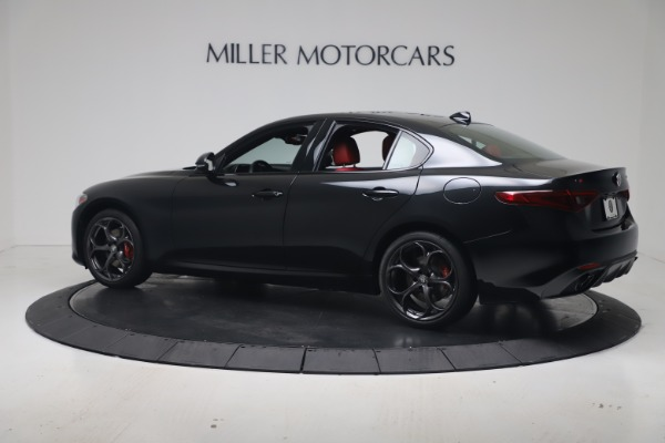 New 2021 Alfa Romeo Giulia Ti Sport Q4 for sale $56,300 at Bugatti of Greenwich in Greenwich CT 06830 4