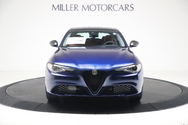 New 2021 Alfa Romeo Giulia Ti Q4 for sale $51,100 at Bugatti of Greenwich in Greenwich CT 06830 12