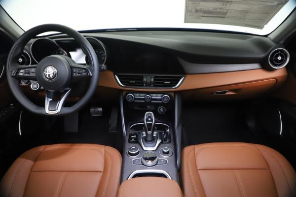 New 2021 Alfa Romeo Giulia Ti Q4 for sale $51,100 at Bugatti of Greenwich in Greenwich CT 06830 16