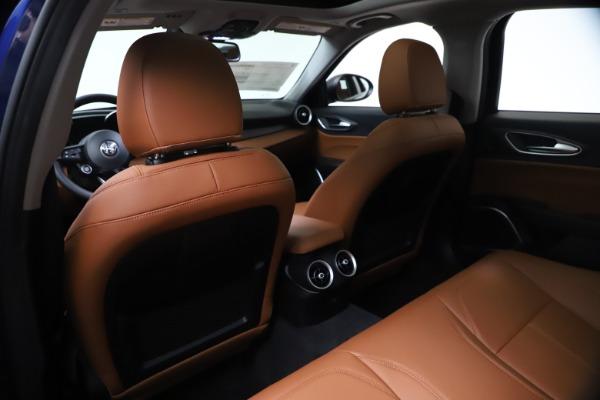 New 2021 Alfa Romeo Giulia Ti Q4 for sale $51,100 at Bugatti of Greenwich in Greenwich CT 06830 20