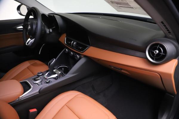 New 2021 Alfa Romeo Giulia Ti Q4 for sale $51,100 at Bugatti of Greenwich in Greenwich CT 06830 22