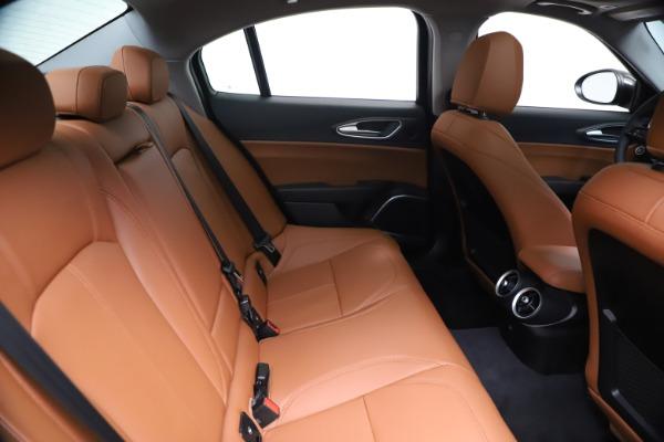 New 2021 Alfa Romeo Giulia Ti Q4 for sale $51,100 at Bugatti of Greenwich in Greenwich CT 06830 27