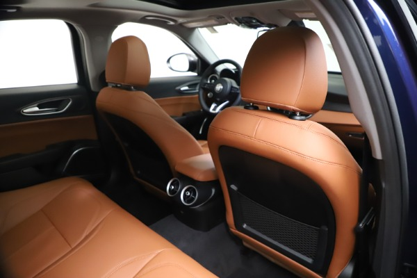 New 2021 Alfa Romeo Giulia Ti Q4 for sale $51,100 at Bugatti of Greenwich in Greenwich CT 06830 28