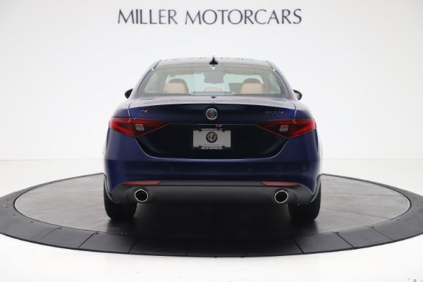 New 2021 Alfa Romeo Giulia Ti Q4 for sale $51,100 at Bugatti of Greenwich in Greenwich CT 06830 6