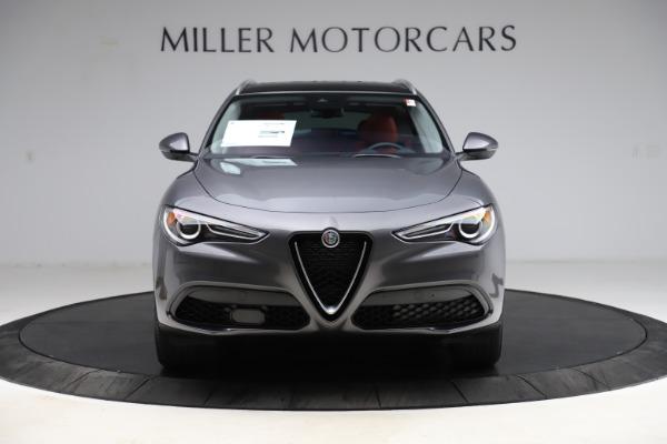 New 2021 Alfa Romeo Stelvio Q4 for sale $48,050 at Bugatti of Greenwich in Greenwich CT 06830 12