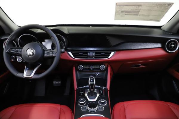 New 2021 Alfa Romeo Stelvio Q4 for sale $48,050 at Bugatti of Greenwich in Greenwich CT 06830 16