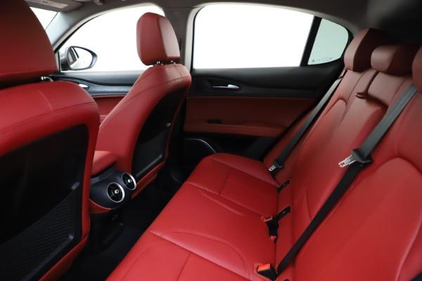 New 2021 Alfa Romeo Stelvio Q4 for sale $48,050 at Bugatti of Greenwich in Greenwich CT 06830 19