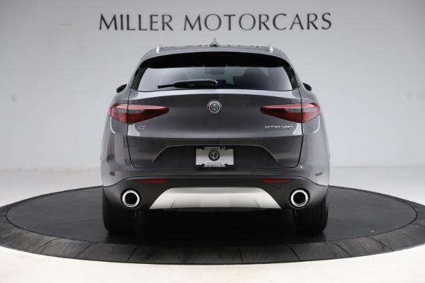 New 2021 Alfa Romeo Stelvio Q4 for sale $48,050 at Bugatti of Greenwich in Greenwich CT 06830 6