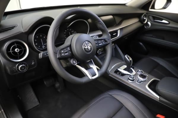 New 2021 Alfa Romeo Stelvio Ti Q4 for sale $55,900 at Bugatti of Greenwich in Greenwich CT 06830 13